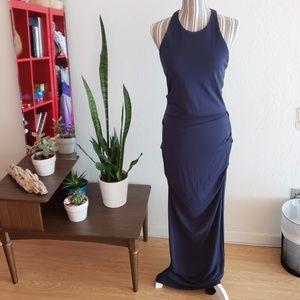 Nicole Miller maxi dress
